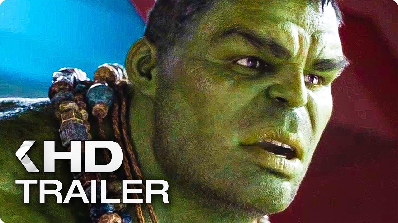 Thor 3: Ragnarok Trailer 2 Auf Deutsch