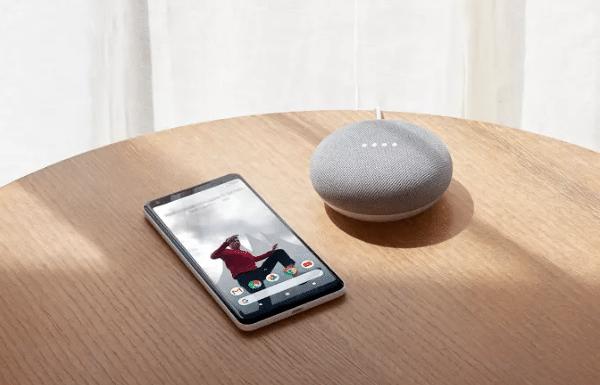 Google Home und Pixel 2