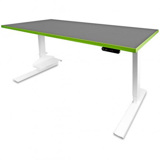 Gaming Tisch Leeroy höhenverstellbar